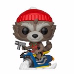 Marvel - Rocket Holiday Pop! Vinyl Figure - Packshot 1