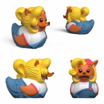 Crash Bandicoot - Coco Bandicoot Tubbz Duck Figurine - Packshot 2