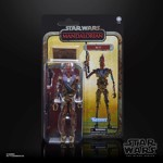 "Star Wars - Black Series The Mandalorian IG-11 6"" Action Figure Credit Collection - Packshot 6"