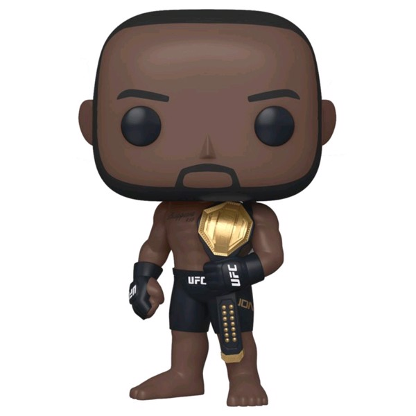UFC - Jon Jones Pop! Vinyl Figure - Packshot 1