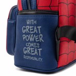 Marvel Spider-Man Classic Cosplay Loungefly Mini Backpack - Packshot 3
