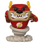 DC Comics - Looney Tunes Tasmanian Devil as The Flash Pop! Vinyl Figure - Packshot 1