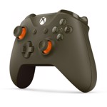 Xbox One S Wireless Controller Green & Orange - Packshot 2