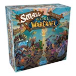 Small World of Warcraft Board Game - Packshot 1