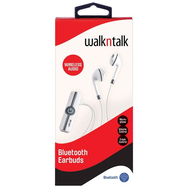 WalknTalk - Bluetooth Earbuds - Packshot 1