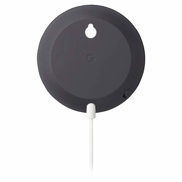 Google Nest Mini - Charcoal - Packshot 5