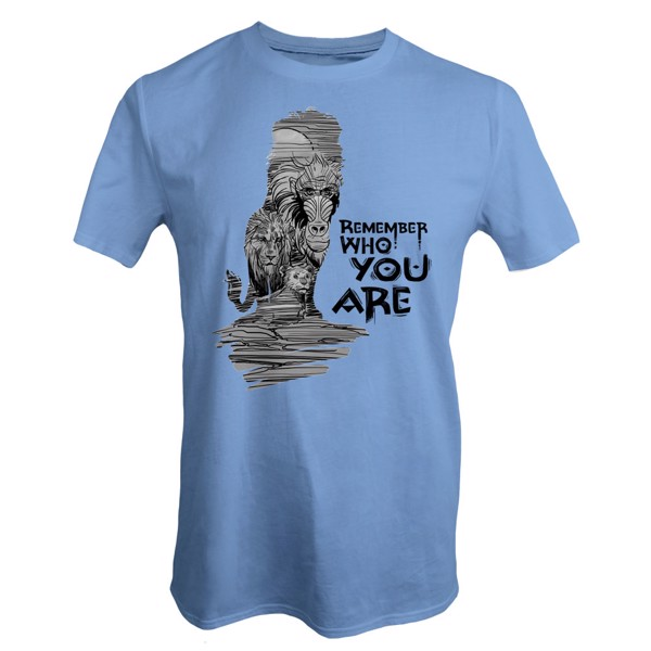 Disney The Lion King Remember Who You Are T Shirt