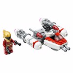 Star Wars - LEGO Resistance Y-Wing Microfighter - Packshot 2