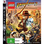 LEGO Indiana Jones 2: The Adventure Continues - Packshot 1