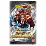 Dragon Ball Super- TCG - The Rise of The Unison Warriors Series One Booster Pack - Packshot 1