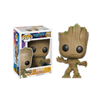 "Marvel - Guardians of the Galaxy: Vol 2 - Life-Sized Young Groot 10"" Pop! Vinyl Figure - Packshot 1"