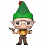 The Office - Dwight as Elf Pop! Vinyl - Packshot 1