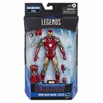 "Marvel - Avengers: Endgame Legends Series Iron Man Mark LXXXV 6"" Action Figure - Packshot 2"