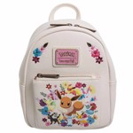 Pokemon - Eevee Family with Flowers Loungefly Mini Backpack - Packshot 1