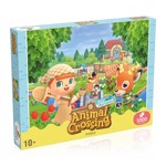 Animal Crossing - Animal Crossing New Horizons 1000 piece Jigsaw Puzzle - Packshot 2