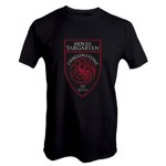 Game of Thrones - Dragonstone T-Shirt - L - Packshot 1