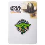 Star Wars - The Mandalorian The Child Snack Time Lapel Pin - Packshot 3