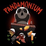 Pandamonium T-Shirt - Packshot 2
