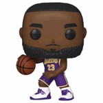NBA - Lakers - Lebron James Pop! Vinyl Figure - Packshot 1