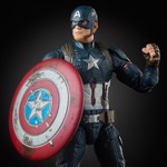 "Marvel - Avengers: Endgame - Captain America Hasbro Marvel Legends 6"" Action Figure - Packshot 3"