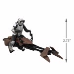 Star Wars - Episode VI - A Wild Ride on Endor Hallmark Keepsake Ornament - Packshot 4