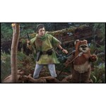 Star Wars - Leia & Wicket Return of the Jedi 1/6 Scale Acton Figure - Packshot 4
