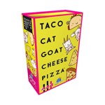 Taco Cat Goat Cheese Pizza Card Game - Packshot 1