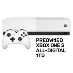Xbox One S 1TB All-Digital Edition Console - Packshot 1