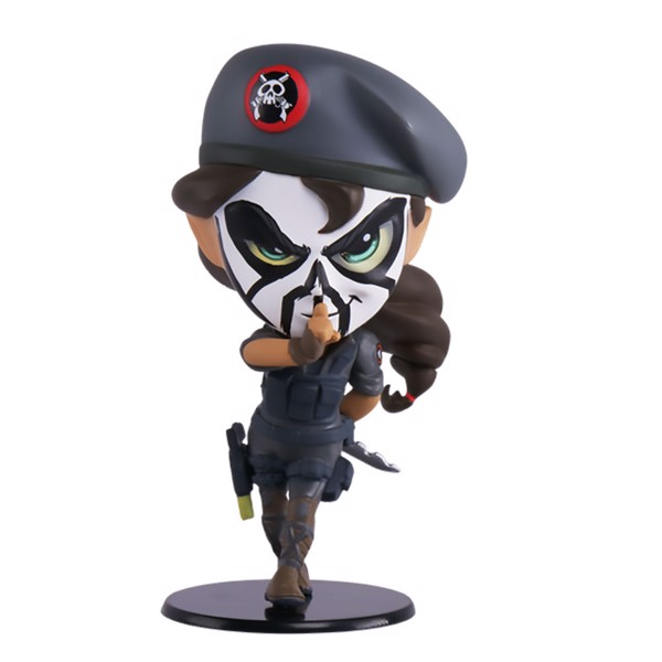 Tom Clancy's Rainbow Six Siege -  Caveira Chibi Figure - Packshot 1