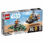 Star Wars - LEGO Escape Pod vs Dewback Microfighters - Packshot 5