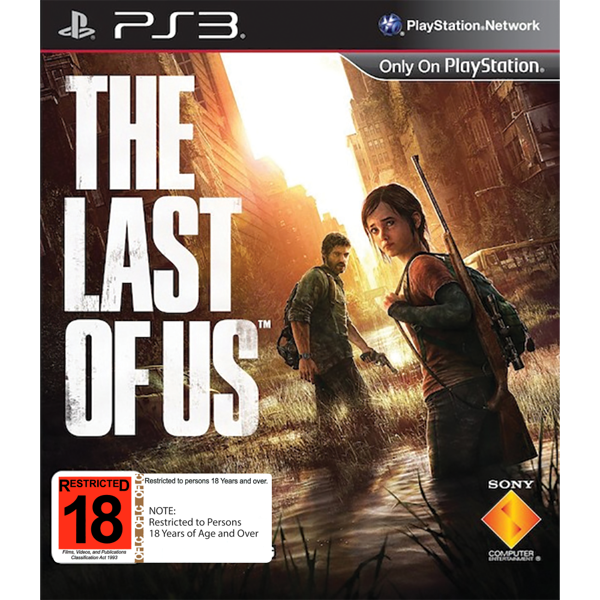 The Last Of Us - Packshot 1