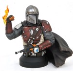 Star Wars - The Mandalorian 1:6 Scale Miniature Bust - Packshot 2