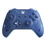 Xbox One Sports Blue Special Edition Wireless Controller - Packshot 1
