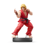Nintendo amiibo (Super Smash Bros.) - Ken Street Fighter Character Figure - Packshot 1