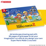 Super Mario Maker 2 Drawing Pad - Bonus 1