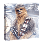 Star Wars - Episode VIII - Chewbacca Mini-Canvas - Packshot 1