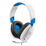 Turtle Beach Recon 70P Gaming Headset - White - Packshot 2