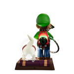 "Luigi's Mansion 3 - Luigi 9"" PVC Collector's Edition Statue - Packshot 4"