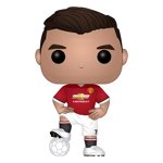 English Premier League - Manchester United Alexis Sanchez Pop! Vinyl Figure - Packshot 1
