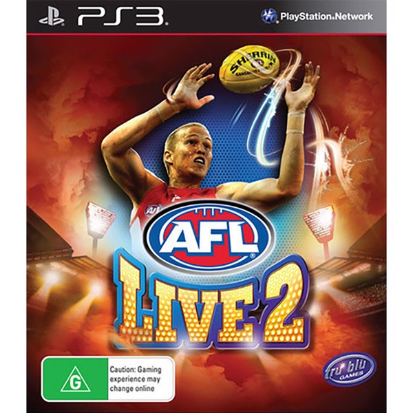 AFL Live 2 - Packshot 1
