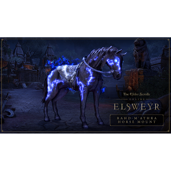 The Elder Scrolls Online: Elsweyr - Packshot 3