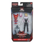 "Marvel - Marvel Legends Series Into the Spider-Verse Gwen Stacy 6"" Figure - Packshot 2"