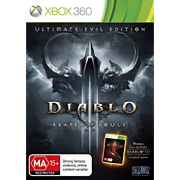 Diablo 3 Ultimate Evil Edition - Packshot 1