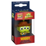 Disney - Pixar Remix - Alien as Woody Pocket Pop! Keychain - Packshot 2