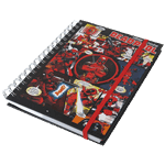 Marvel - Deadpool Panels A5 Notebook - Packshot 1