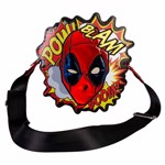 Marvel - Deadpool Head Danielle Nicole Crossbody Bag - Packshot 1