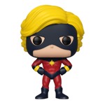 Marvel - Captain Marvel - Mar-Vell 1st Appearance 80th Anniversary NYCC19 Pop! Vinyl Figure - Packshot 1