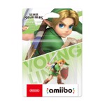 Nintendo amiibo (Super Smash Bros.) - Young Link The Legend of Zelda Character Figure - Packshot 2