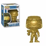 Halo - Master Chief with Cortana Gold Pop! Vinyl Figure - Packshot 1