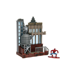 Marvel - Spider-Man - Daily Bugle City Scene Nano Metalfigs - Packshot 1